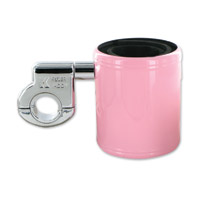 Kruzer Kaddy with Pink Beverage Holder