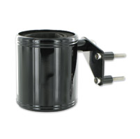Kruzer Kaddy Gloss Black Beverage Holder