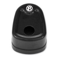 Performance Machine Black Smooth Ignition Switch Cover