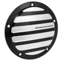 Performance Machine Drive Contrast Cut 5-Hole Derby Cover