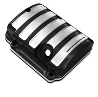 Performance Machine Drive Contrast Cut Platinum 5-Speed Transmission Cover