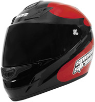 Speed and Strength SS1000 Moment of Truth Red and Black Full Face Helmet