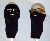 Wicked Wear X-tremely Cool Weather Mask