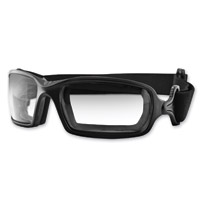 Bobster Fuel Photochromic Goggles with Clear/Gray Lens