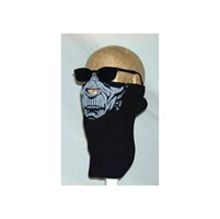 Wicked Wear Half Frankie X-tremely Cool Weather Mask
