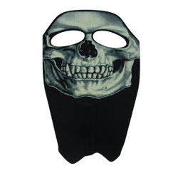 Wicked Wear Glow in the Dark X-tremely Cool Weather Mask