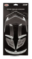 Bell Vent Kit for Star Gloss Black Helmets