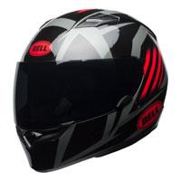 Bell Qualifier Blaze Black/Red Full Face Helmet