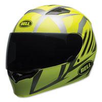 Bell Qualifier Blaze Hi-Viz Full Face Helmet