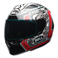 Bell Qualifier Tagger Splice Full Face Helmet