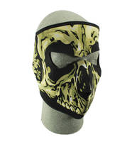 ZAN headgear Skull Neoprene Face Mask
