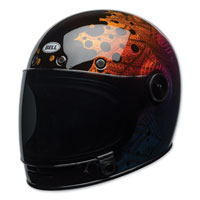 Bell Bullitt Hart Luck Metallic Bubbles Full Face Helmet