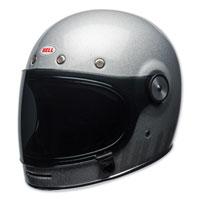 Bell Bullitt Silver Flake Full Face Helmet