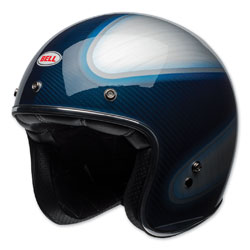 Bell Custom 500 Carbon RSD Jager Open Face Helmet
