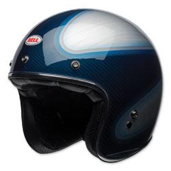 Bell Custom 500 Carbon RSD Jager Open Face Helmet