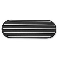 Kuryakyn Finned Transmission Cover Accents Black