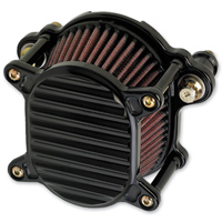 Joker Machine Omega Air Cleaner Finned Black