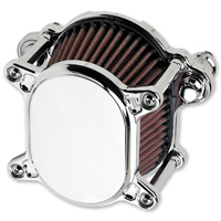 Joker Machine Omega Air Cleaner Smooth Chrome