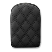 Saddlemen Sissy Bar Pad Black 7″ Diamond Stich