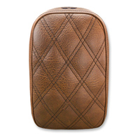 Saddlemen LS Pillion Pad Brown 6″
