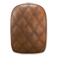Saddlemen LS Pillion Pad Brown 7″