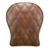 Saddlemen LS Pillion Pad Brown 9″