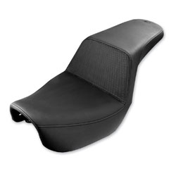 Saddlemen Gripper-Step Up Black Seat