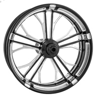 Performance Machine Dixon Platinum Cut Rear Wheel 18x3.5 Non-ABS