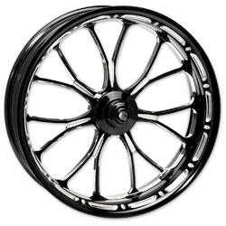Performance Machine Heathen Platinum Cut Rear Wheel 18x4.25 Non-ABS