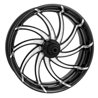 Performance Machine Supra Platinum Cut Rear Wheel 18x3.5 ABS