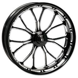 Performance Machine Heathen Platinum Cut Front Wheel 19x3 Non-ABS
