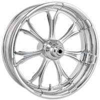 Performance Machine Paramount Chrome Front Wheel 18x3.5 Non-ABS