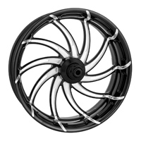 Performance Machine Supra Platinum Cut Front Wheel 18x3.5 Non-ABS