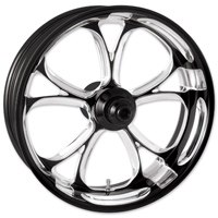 Performance Machine Luxe Platinum Cut Rear Wheel 17x6