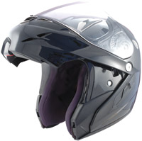 Zox Flip-Up Nevado RN2 Gloss Black Modular Helmet