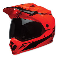 Bell MX-9 Adventure MIPS Torch Orange Full Face Helmet
