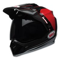 Bell MX-9 Adventure MIPS Torch Black/Red Full Face Helmet