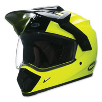 Bell MX-9 Adventure MIPS Gloss Hi-Viz Full Face Helmet