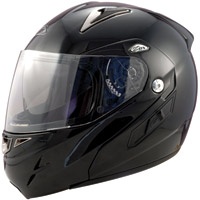 Zox Genessis RN2 SVS Black Full Face Helm