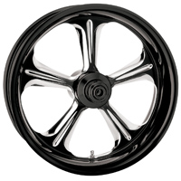 Performance Machine Wrath Platinum Cut Front Wheel 21x3.5 Non-ABS