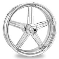 Performance Machine Formula Chrome Front Wheel 21x3.5 Non-ABS