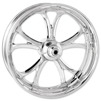 Performance Machine Luxe Chrome Rear Wheel 17x6 ABS