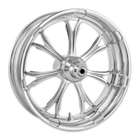 Performance Machine Paramount Chrome Rear Wheel 17x6 ABS