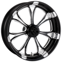 Performance Machine Paramount Platinum Cut Rear Wheel 17x6 Non-ABS