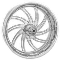 Performance Machine Supra Chrome Rear Wheel 17x6 ABS