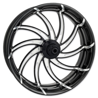 Performance Machine Supra Platinum Cut Rear Wheel 17x6 Non-ABS