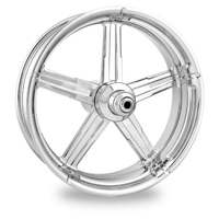 Performance Machine Formula Chrome Rear Wheel 17x6 ABS