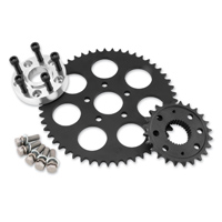Twin Power Chain Conversion Kit 24T/51T