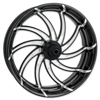 Performance Machine Supra Platinum Cut Front Wheel 18x3.5 ABS