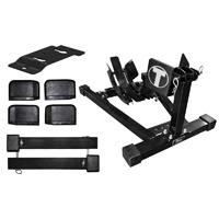Titan Lifts Bulldog Moto Cradle Wheel Chock Kit